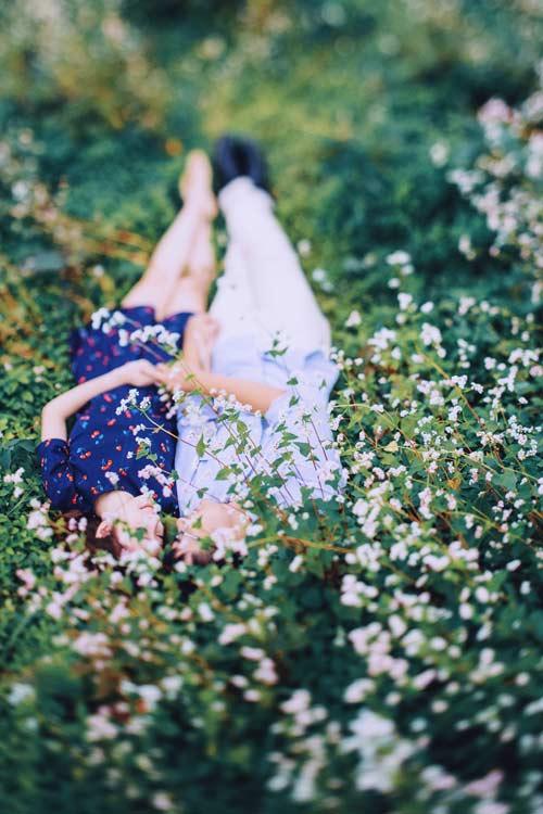 Đẹp mê mẩn ảnh cưới giữa cánh đồng hoa Mộc Châu - 7