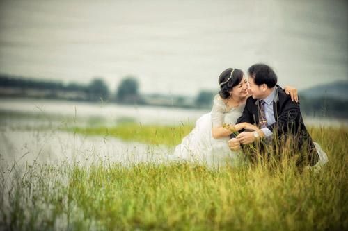 Ảnh cưới của cô dâu U40 khiến giới trẻ phát ghen - 8