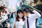 """Bộ ảnh cưới đầy chất trữ tình """"nhìn là thèm được yêu"""" giữa nắng thu Hà Nội"""