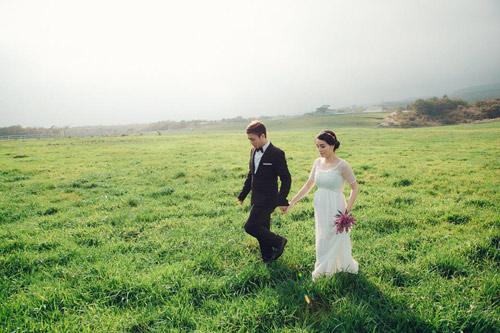 Ảnh cưới mùa thu Nhật Bản đẹp như mơ của cặp đôi 9x - 1