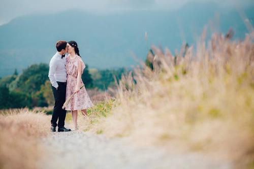 Ảnh cưới mùa thu Nhật Bản đẹp như mơ của cặp đôi 9x - 13