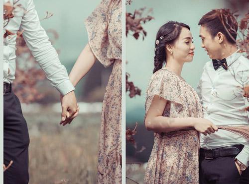 Ảnh cưới mùa thu Nhật Bản đẹp như mơ của cặp đôi 9x - 14