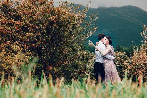 Ảnh cưới mùa thu Nhật Bản đẹp như mơ của cặp đôi 9x - 2