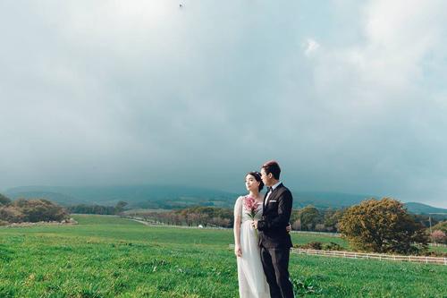 Ảnh cưới mùa thu Nhật Bản đẹp như mơ của cặp đôi 9x - 6