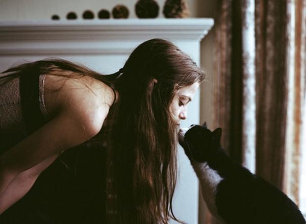 Hãy hôn người đó một lần…
