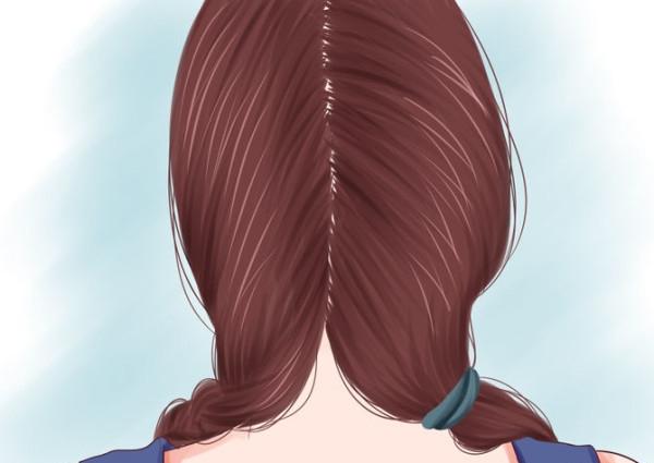 8 kiểu tóc đi học siêu đẹp không mất đến 2 phút