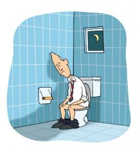 5 sai lầm ai cũng từng mắc trong nhà vệ sinh