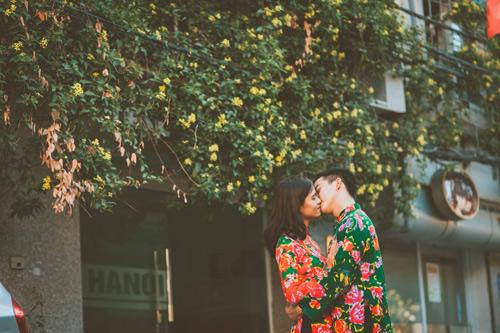 Cô dâu, chú rể đi khắp nơi chụp 5 bộ ảnh cưới - 11