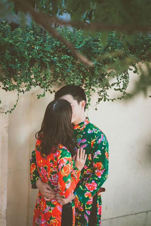 Cô dâu, chú rể đi khắp nơi chụp 5 bộ ảnh cưới - 12