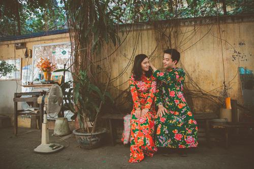 Cô dâu, chú rể đi khắp nơi chụp 5 bộ ảnh cưới - 4
