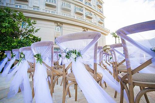 Đám cưới ngoài trời đẹp như cổ tích của cặp đôi Vũng Tàu - 5