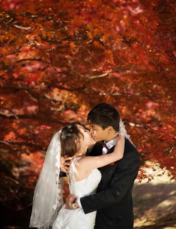 ảnh cưới nhật bản