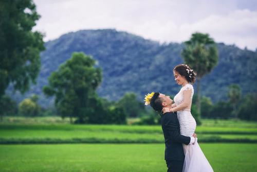 Ảnh cưới sông nước miền Tây của cặp đôi Việt kiều Mỹ - 15