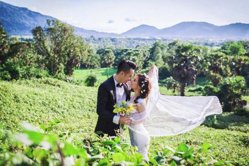Ảnh cưới sông nước miền Tây của cặp đôi Việt kiều Mỹ - 19