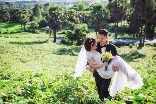 Ảnh cưới sông nước miền Tây của cặp đôi Việt kiều Mỹ - 20