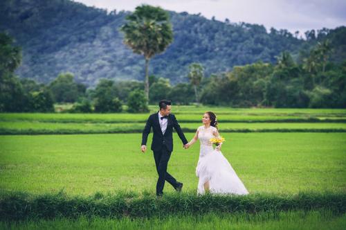 Ảnh cưới sông nước miền Tây của cặp đôi Việt kiều Mỹ - 3