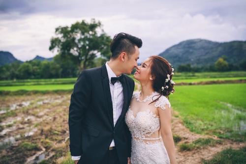 Ảnh cưới sông nước miền Tây của cặp đôi Việt kiều Mỹ - 5