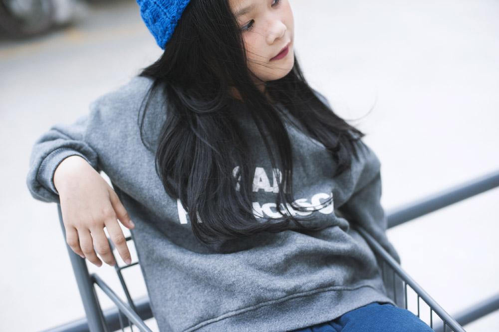 Top 10 mẫu nhí Thế giới xuống phố đẹp chẳng kém Minh Hằng - 3