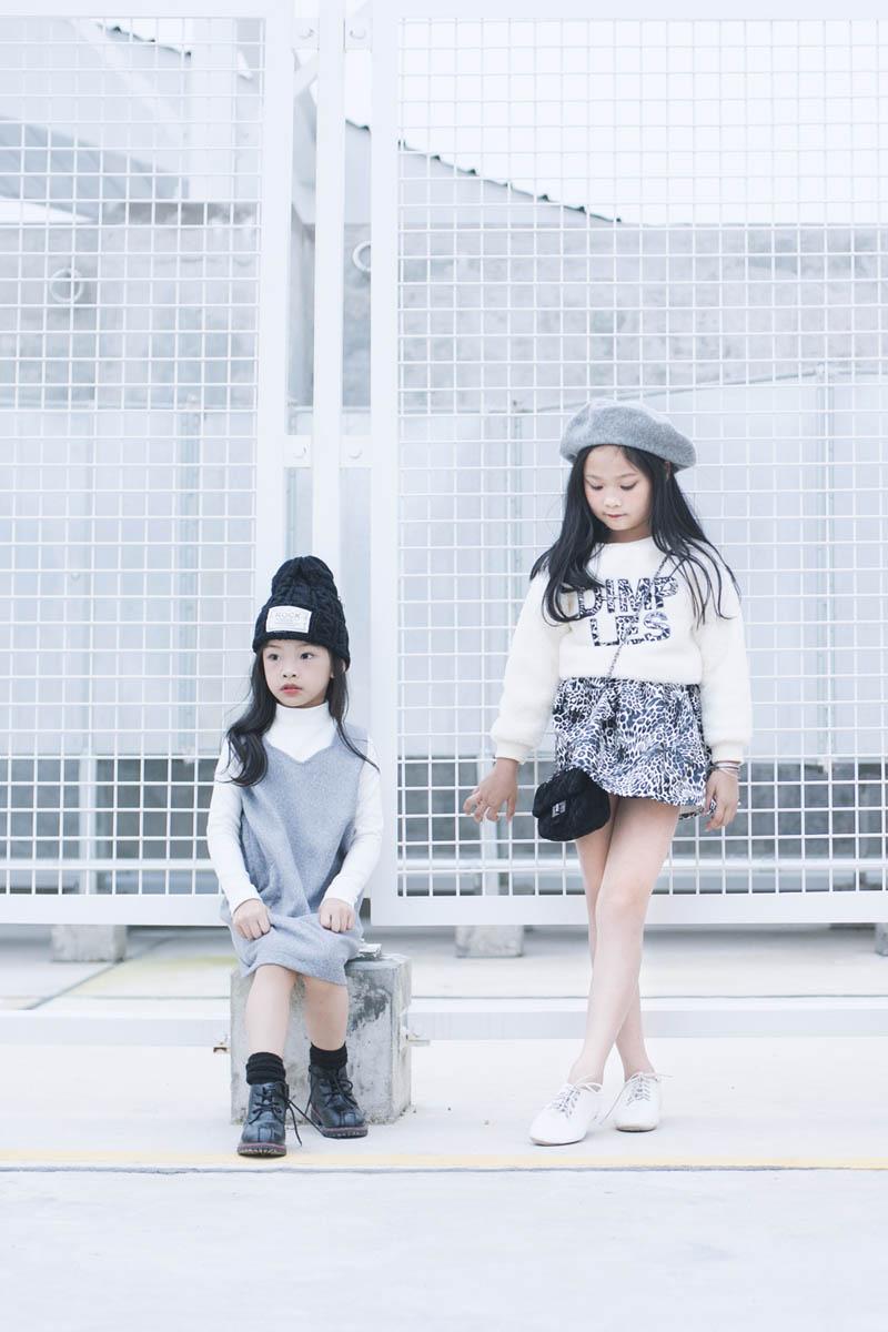Top 10 mẫu nhí Thế giới xuống phố đẹp chẳng kém Minh Hằng - 5