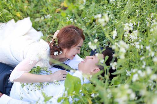 Ảnh cưới mê hồn của chuyện tình 11 năm nồng thắm - 14