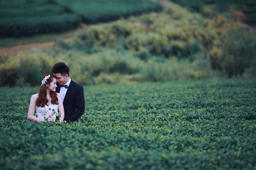 Ảnh cưới mê hồn của chuyện tình 11 năm nồng thắm - 3