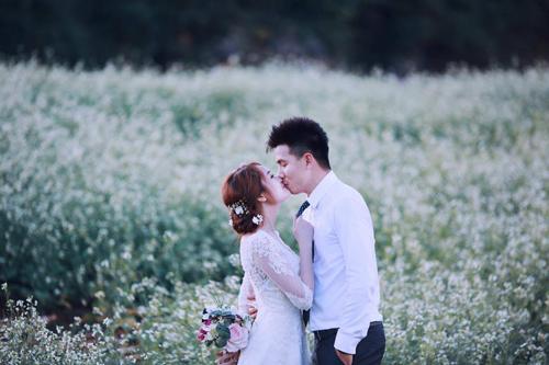 Ảnh cưới mê hồn của chuyện tình 11 năm nồng thắm - 4