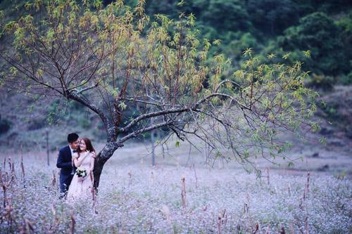 Ảnh cưới mê hồn của chuyện tình 11 năm nồng thắm - 5