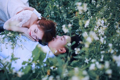 Ảnh cưới mê hồn của chuyện tình 11 năm nồng thắm - 6