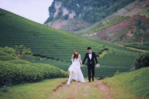 Ảnh cưới mê hồn của chuyện tình 11 năm nồng thắm - 7