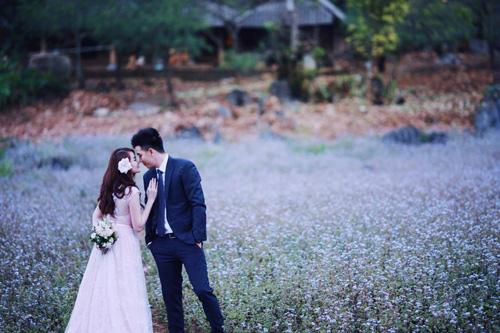 Ảnh cưới mê hồn của chuyện tình 11 năm nồng thắm - 8