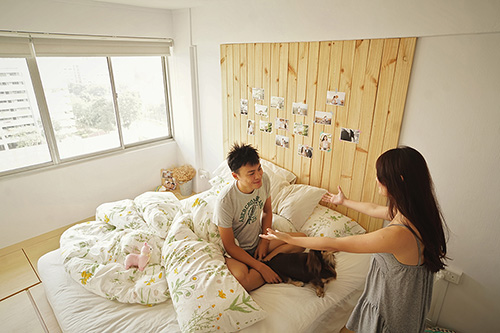 Cặp đôi chụp ảnh cưới theo bộ tranh vẽ tình yêu Hàn Quốc đình đám - 6