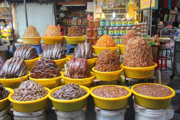 Những món ngon nổi tiếng nhất ở An Giang ảnh 1