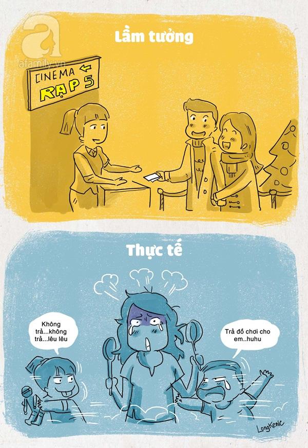 lầm tưởng về hôn nhân