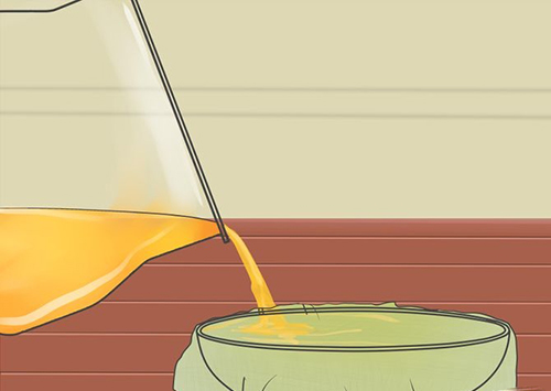 Tự làm tinh dầu hoa để da bóng, tóc mượt - 6