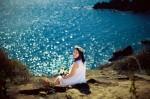 Bộ ảnh bên biển đẹp long lanh của mẹ bầu Việt
