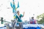 Choáng với biển người Philippines chào đón Hoa hậu hoàn vũ về nước