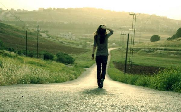 Sau khi gặp người phụ nữ ấy, tôi biết mình phải rời xa anh mãi mãi