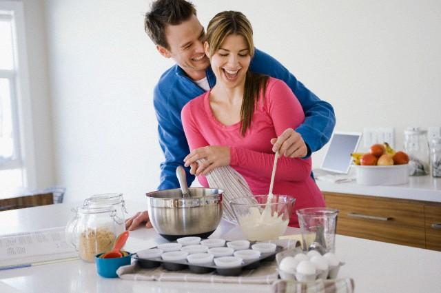 Đàn bà yêu bếp