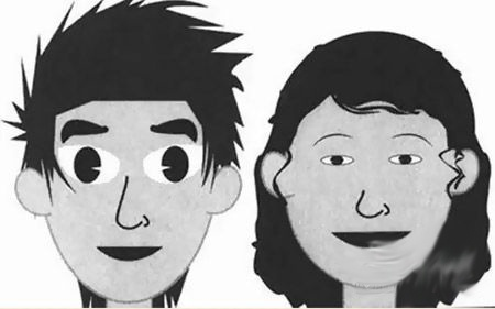 Nhìn dáng mặt vợ chồng biết ngay tình cảm hôn nhân đi về đâu