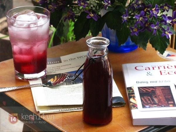 Làm nhanh nước dâu tằm chuẩn bị cho mùa hè nắng nóng