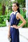 Hoa hậu Kỳ Duyên: Không sợ bị so sánh với Phạm Hương