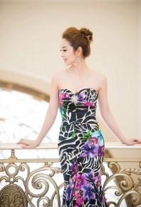 Jennifer Phạm: Hoa hậu mặc đẹp, quyến rũ bậc nhất Vbiz
