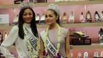 Hoa hậu hoàn vũ khoe đường cong mỹ miều
