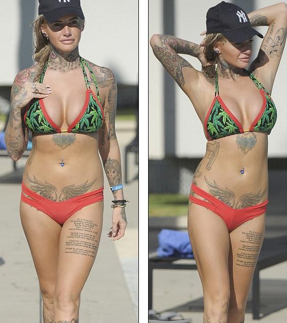 Jemma Lucy là sao của show truyền hình ăn khách Ex On The Beach