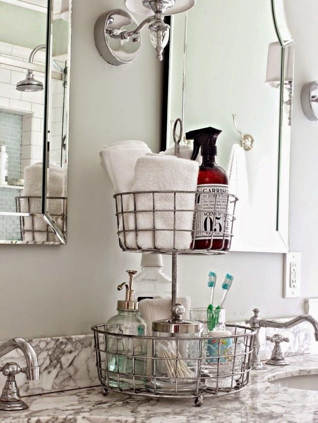 7 tips đơn giản giúp bạn dọn phòng tắm 'nhanh như điện'