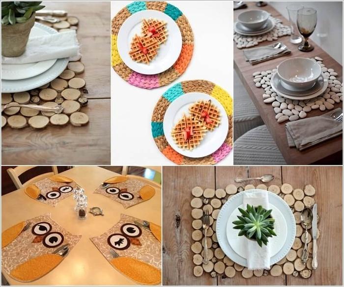 Tự trang trí bàn ăn ngoài trời cho bữa tiệc mùa hè