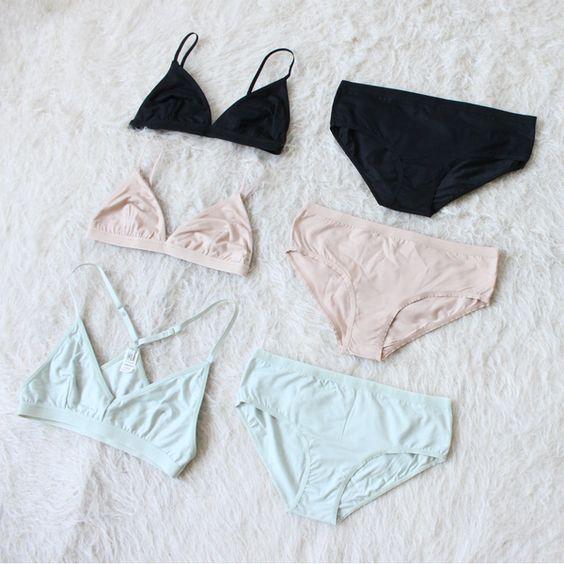 Gợi ý 5 kiểu đồ lót cần có để kết hợp với mọi kiểu trang phục của mùa hè