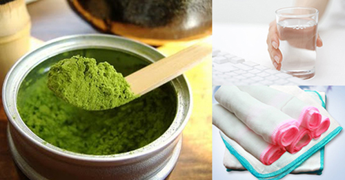 Cách trị mụn đầu đen hiệu quả nhất đơn giản chỉ với một thì trà xanh