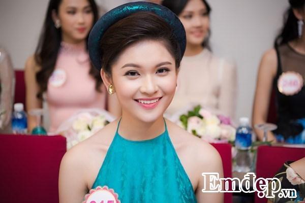 Á hậu Thùy Dung: Da đẹp nhờ 'quên' mỹ phẩm