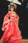 Hoa hậu Trung Quốc bị nhầm là đàn ông vì thô cứng, già nua